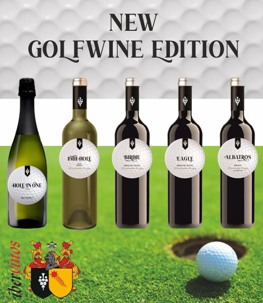 Golf & Wine Edition powered by ibervinos